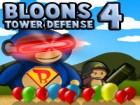 Bloons 4 Tower defense Game